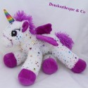 BARRADO purple unicorn star stars 40 cm