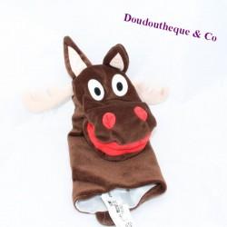 IKEA reindeer puppet brown deer 30 cm