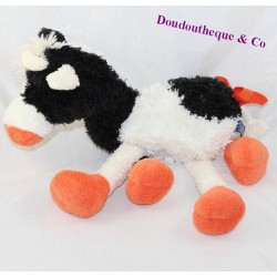 Black white TRUDI cow cub 26 cm