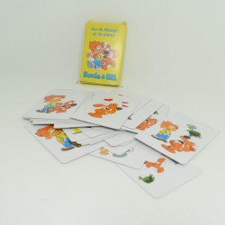 Card game 7 families TWIENTIETH CENTURY FOX Anastasia 1997