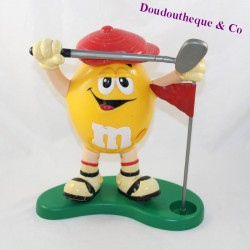Distributor M-M'S ms yellow plays Golf 28 cm