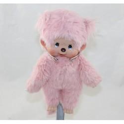 Kiki SEKIGUCHI Europe sequined pink Mcc Girls Rare Collection 19 cm