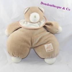 Moulin ROTY bear beige bell 28 cm