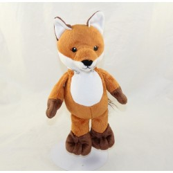 Ferret fox FERRERO KINDER brown white 25 cm