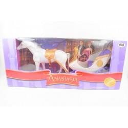 Royal carriage Anastasia GIG TWENTIETH CENTURY FOX vintage 1997 model doll