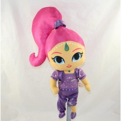 Shimmer NICKELODEON Genius Plush Doll Play by Play Shimmer and Shine 40 cm