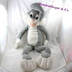 Pyjamas bunny Bugs Bunny LOONEY TUNES grey 63 cm