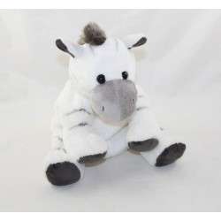 Baby Zebra CubEd White Grey Dream Baby Wakes Up 25 cm