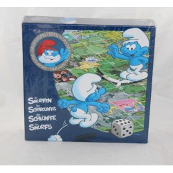 Board game The Smurfs PUPPY game of goose from 4 years old