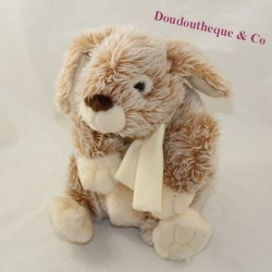 Rabbit LASCAR beige scarf 22 cm