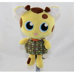 JeMINI Giraffe CubS The Yellow Yellow Africa Zoomies 20 cm