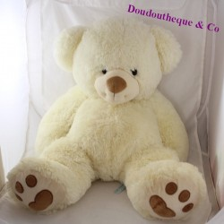 Large teddy bear SIMBA TOYS beige 70 cm