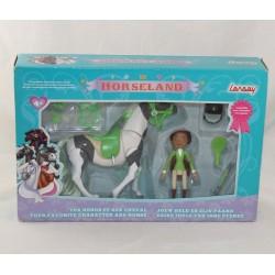 Horseland LANSAY Rosa and Panache his horse figurine set - 12058