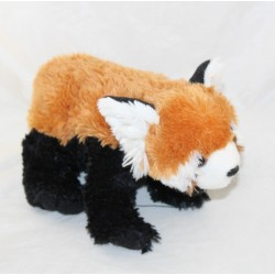 RED panda WILD REPUBLIC brown black long tail 36 cm