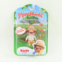 Figure Monchhichi SILVERLIT Sekiguchi Pastou