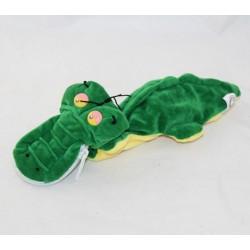 GIOCATTOLI SICURI Ferrero green 27 cm crocodile plush kit