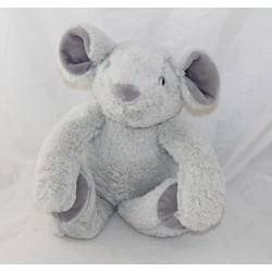 Skinned mouse ZEEMAN gray scracths feet hands 40 cm