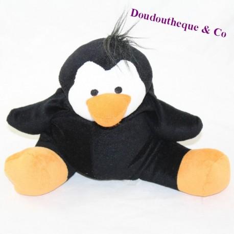 Black penguin orange orange micro ball holds 28 cm