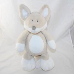 SKINned fox TEXTURA Baby Kids beige Foxito 38 cm