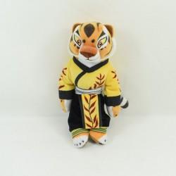 Peluche Kung Fu Panda 3 tiger GIPSY DREAMWORKS Master Tiger 24 cm