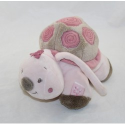NATTOU tortoise Nina Jade and Lili brown pink 23 cm