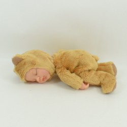 Baby Bear Doll ANNE GEDDES Unimax Limited Edition Sleeper