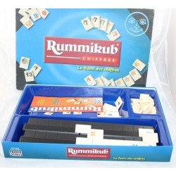 Board game Rummikub PARKER reflective game The numbers rami