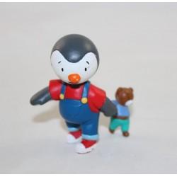 Figure T'choupi PAPO with 6 cm pvc softie