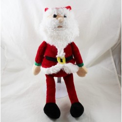White Red Santa Claus Wither 40 cm