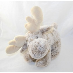 CARIBOU-grey FIESTA elk 32 cm