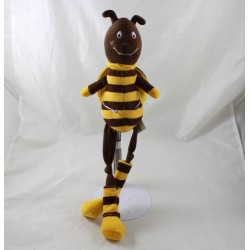 Doudou bee THE PETITES yellow brown long legs 37 cm