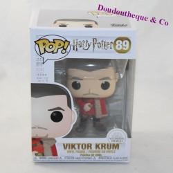 Figura Viktor Krum FUNKO POP Harry Potter número 89