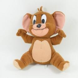 Peluche Jerry souris LOONEY TUNES Tom et Jerry assis marron 20 cm