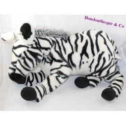 PLAYKIDS black white zebra towel 48 cm