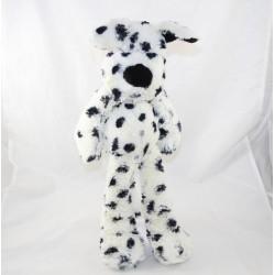 JELLYCAT rare black and white dalmatian dog 41 cm