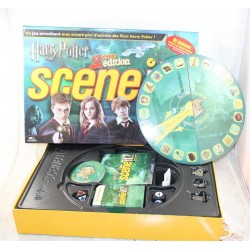 Scene it board game? Harry Potter Green 2nd edition game with full DVD