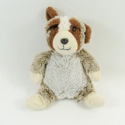 Husky dog huaDOU grey white black wolf 22 cm