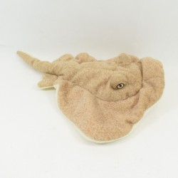 White grey fish ray 26 cm