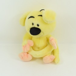 Yellow baby baby Marsupilami MARSU2002 NOUNOURS 26 cm seated