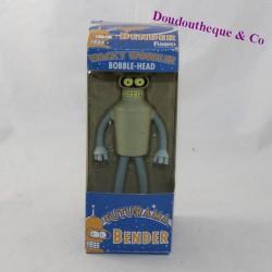 Figure Bobble Head Bender FUNKO Futurama pvc 15 cm