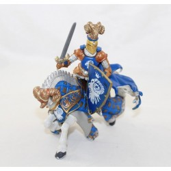 Master figure of the PAPO weapons with horse crest blue white ram 15 cm