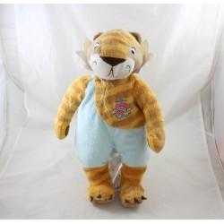 Ikea lion cub Klappar Cirkus blue overall mamma 36 cm