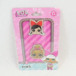 Pin's Doll LOL Surprise batch of 2 pins