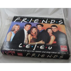 Friends GOLIATH board game cards questions girls boy vintage series