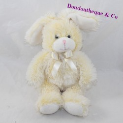 GiPSY rabbit cub beige knot at his neck 23 cm