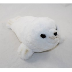 MAROON seal NATURE white brown 26 cm