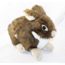 Classic brown anIMA rabbit with 34 cm