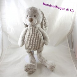 NicoTOY grey rabbit relief dammier 48 cm