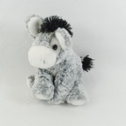Plush Marmot CREATIONS DANI mottled gray brown white 20 cm