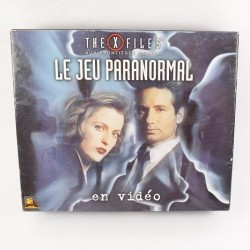 Paranormal The X Files board game in vintage video series